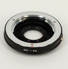 Minolta MD/MC Lens to PENTAX Mount Adapter MD-PK new