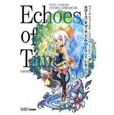 Final Fantasy Crystal Chronicles Echoes of Time Perfect Guide Book / DS