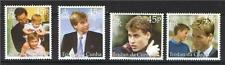 Tristan da Cunha 2000 Williams 18th B/day SG683/6 MNH