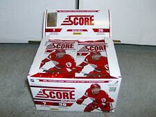 1X 2012-13 Score Hockey PACK  Fresh from a box: Bulk lot available Panini