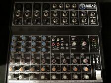 Mixer 12 ingressi Top pro MX 12