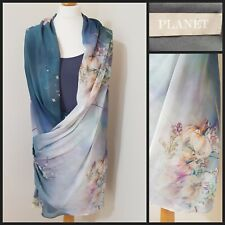 Planet Unusual Floral Print Tunic / Dress. Excellent condition size 12