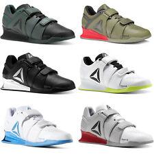 Para Hombre Reebok legado arrancadora-Crossfit Levantamiento de Pesas Zapatos de entrenamiento