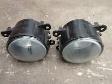 Genuine Ford Falcon FG XR XR6 XR8 fog lights spot G6 G6E pair BF2 GT pair