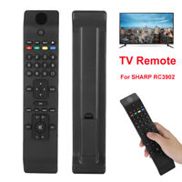 High Quality RC3902 TV Remote Control Replacement Universal For SHARP Television