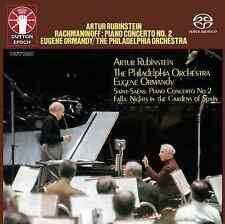 Artur Rubinstein • Rachmaninoff, Saint-Saens & De Falla - CDLX7336