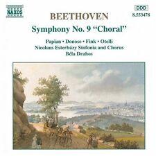 B la Drahos, Ludwig van Beethoven - Symphony 9 [New CD]