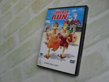 CHICKEN RUN - REGION 4 PAL DVD