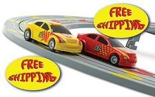 MY FIRST SCALEXTRIC SET SCALE 1:64-CHILDREN AGE 3+. FREE SHIPPING