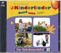 Die allerschönsten Kinderlieder Rund ums Jahr, 2 Audio-CDs (2010)
