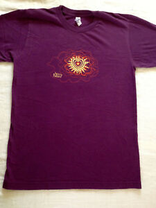 Harry and the Potters Purple T Shirt Size Small