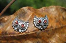 WISDOM OF THE AGES OWL AKASHIC RECORD EARRINGS