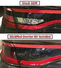 2013 2014 2015 2016 Dodge Dart Inner Taillight Smoke PreCut Vinyl Tint Overlays