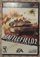 Play Station 2 PS2 Battlefield 2 Modern Combat (Box and game, no manual) #2