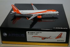 Panda Models BOX18030 Airbus A321-251NX EasyJet G-UZMB in 1:400 scale FREEPOST
