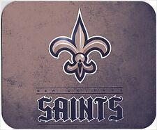 New Orleans Saints Computer / Laptop Mouse Pad