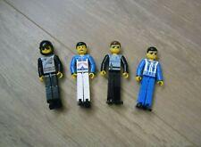 Lego Technic Large Figures x 4