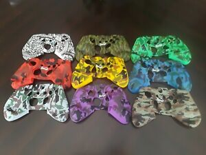 New Rubber Skin Protective Case Cover for Xbox One S Controller