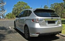 ULTREX PERFORMANCE REAR SPOILER FOR SUBARU IMPREZA WRX RS STI MY08-14 STI STYLE
