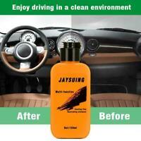 Auto Leather Renovated Coating Paste Pflegemittel Paste 120ml C1B1