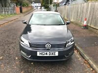 2014 Volkswagen Passat 1.6 TDI Bluemotion Tech Manual Extra low mileage 42k
