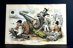 Election Strategy 1894 REPUBLICAN TESTING GROUND Target Tom Reed McKinley Puck