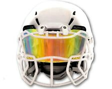 COLOR Football & Lacrosse Eye-Shield Facemask Visor by EliteTek - Youth & Adult!