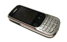98) NOKIA 6303c Type RM-443 Handy ohne SIM-Lock Entsperrt Tastenhandy Edelstahl