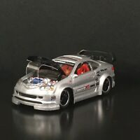 2002 ACURA RSX TYPE S IMPORT TUNER  1:64 SCALE COLLECTIBLE DIECAST MODEL CAR