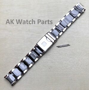 19mm Strap Fits Tissot Quickster T095417A T095417 Spare Watch Bracelet/Band/Link