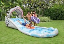"Intex Surf 'N Slide Inflatable Kids Water Slide 181"" X 66"" X 62 NEW *READY SHIP*"