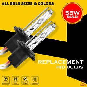 HID Bulbs Headlight Fog Lights 55W H11 9004 9006 9005 H4 H7 H13 H10 H3 H1 H11