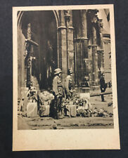 Prague Uprising Liberation Postcard With Czech local Cancelled 16 May 1945