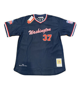 Washington Black Senators Negro League Baseball Jersey Headgear Size XL X-LARGE