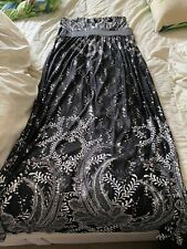 New Look LADIES STRAPLESS MAXI DRESS - SIZE 16