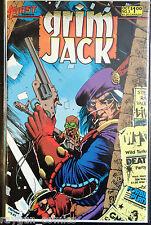 Grim Jack (Vol 1) #3 VF 1st Print Free UK P&P First Comics