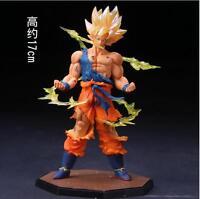Anime Dragon Ball Z Super Saiyan Son Goku Statue PVC Figure Model Doll Toy Gift