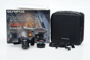 Olympus FCON-02E 0.2X Fisheye Converter Lens #667