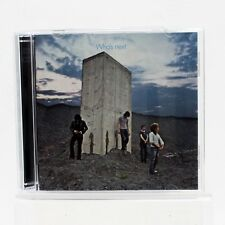 The Who - Who's Next - Music CD Album - Good Condition