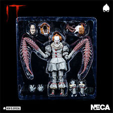 "NECA - IT Pennywise Dancing Clown 7"" Action Figure [IN STOCK] • NEW & OFFICIAL •"