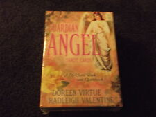 GUARDIAN ANGEL TAROT CARDS Doreen Virtue & Radleigh Valentine 78 Cards & Booklet