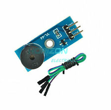 New Passive Buzzer Alarm Module Sensor Beep for arduino smart car Good