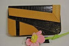 Women Ladies PU Handbag Party Evening Envelop Clutch Messenger Flap over BAG