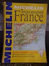 Michelin atlas routier France Paul HAMLYN 1997 ARTBOOK by PN