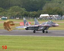 MIG Military Aeronautica Photographs