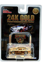 RC 24K Gold Plated Mark Martin #6 Ford Taurus Valvoline