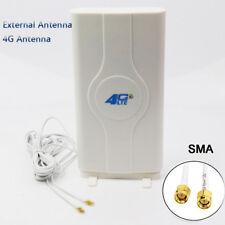 49dBi 4G LTE Booster External MIMO Antenna SMA Telstra Optus for Huawei /ZTE AU