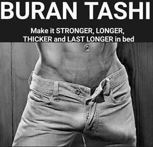 Burantashi  Best Man in Bed. ONLY FOR MEN. 35g