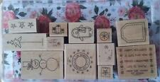 Stampin' Up! PUNCH PALS Snowman Tree Penguin Gifts Snowflakes Tag Christmas