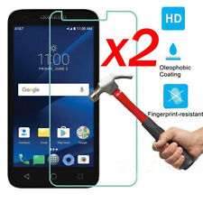 2Pcs Nano Explosion proof Screen Protector For Alcatel Ideal XCITE / CameoX /U50